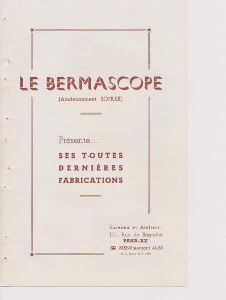 Bermascope
